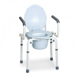 Scaun WC de camera cu maner 4 in 1