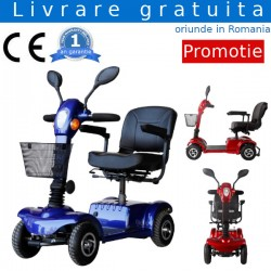 Scuter invalizi Electric - max 120 Kg